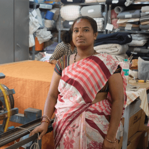 Bhuvaneshwari, Weaver